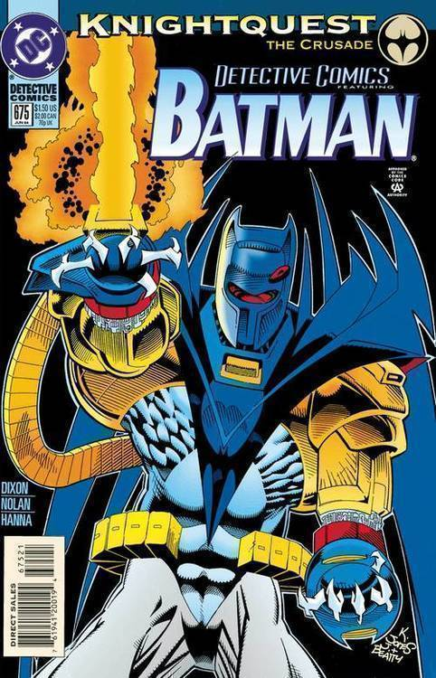 Batman Knightquest The Crusade TPB Vol 02