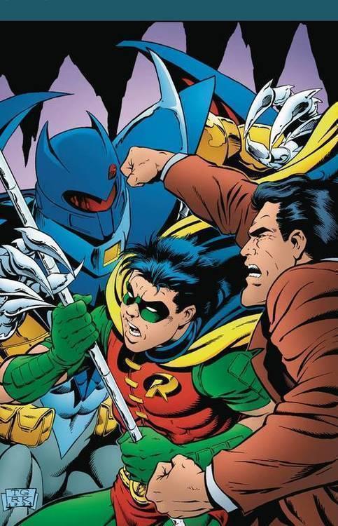 Dc comics batman knightquest the search tpb 20180801