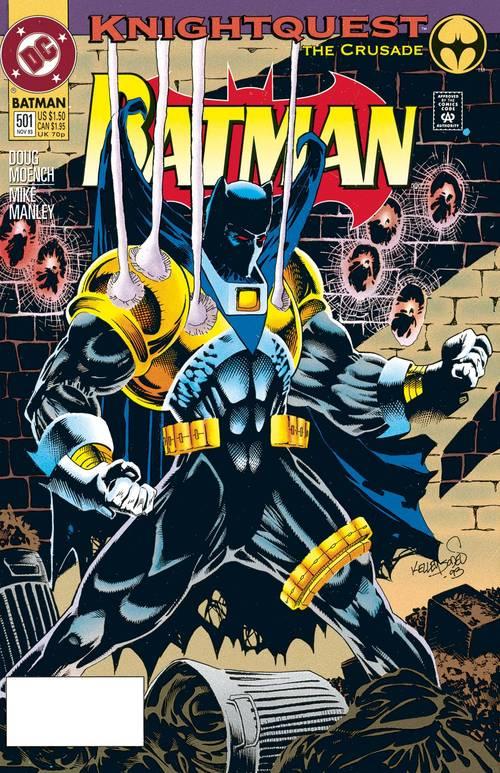 Dc comics batman knightquest tpb vol 01 the crusade 20180530