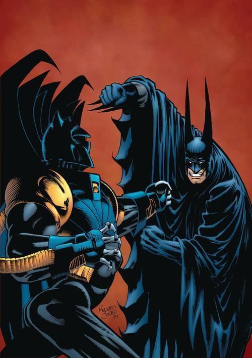 Dc comics batman knightsend tpb 20180801