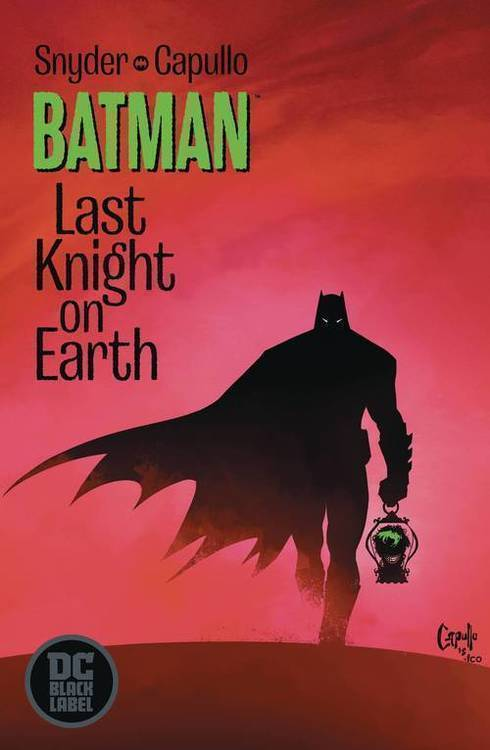 Dc comics batman last knight on earth mature 20190225