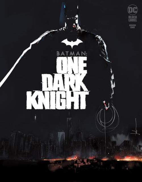 Dc comics batman one dark knight mature 20210829
