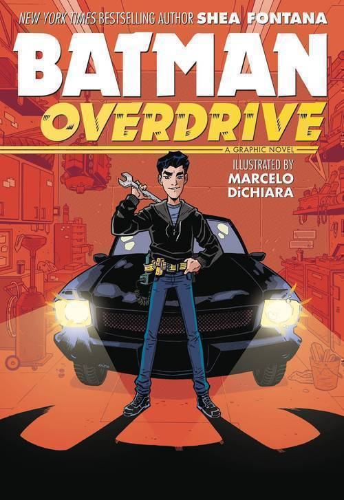 Dc comics batman overdrive tpb 20191031