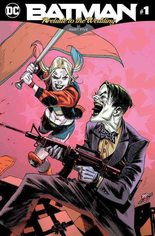 Dc comics batman prelude to the wedding harley vs joker 20180519