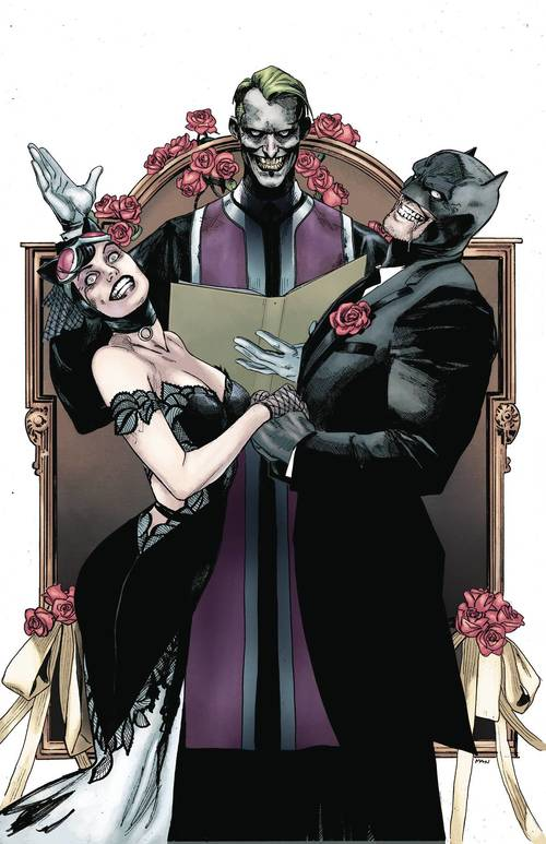 Dc comics batman preludes to the wedding tpb 20180530
