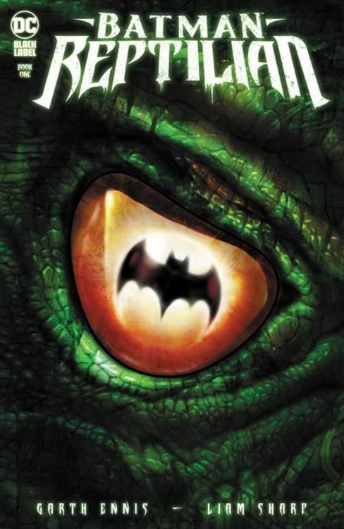 Dc comics batman reptilian 20210325