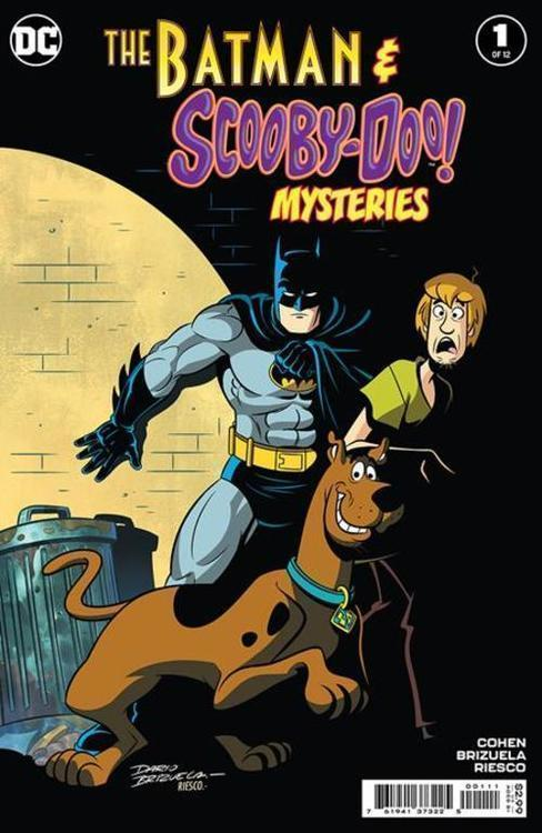 Dc comics batman scooby doo mysteries 20210126
