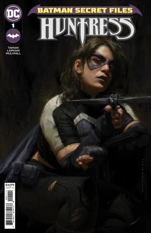 Batman Secret Files Huntress #1 (One Shot)