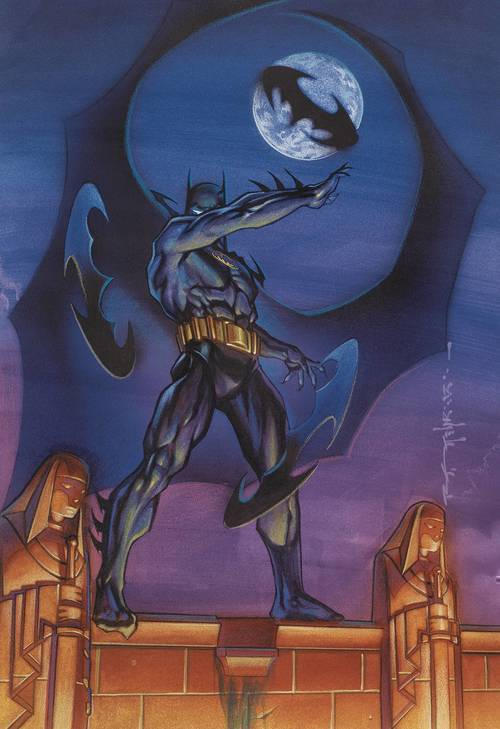 Dc comics batman shadow of the bat tpb volume 04 20181025