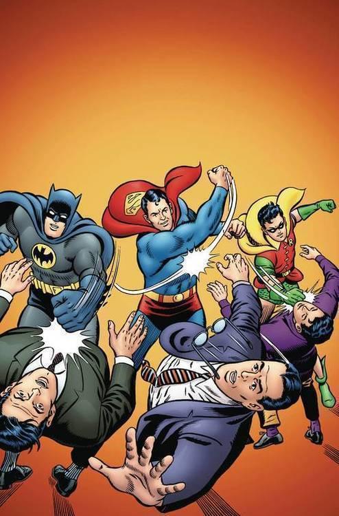 Dc comics batman superman silver age omnibus hardcover vol 02 20180830