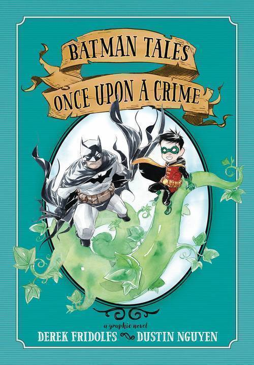 Dc comics batman tales once upon a crime tpb 20190926