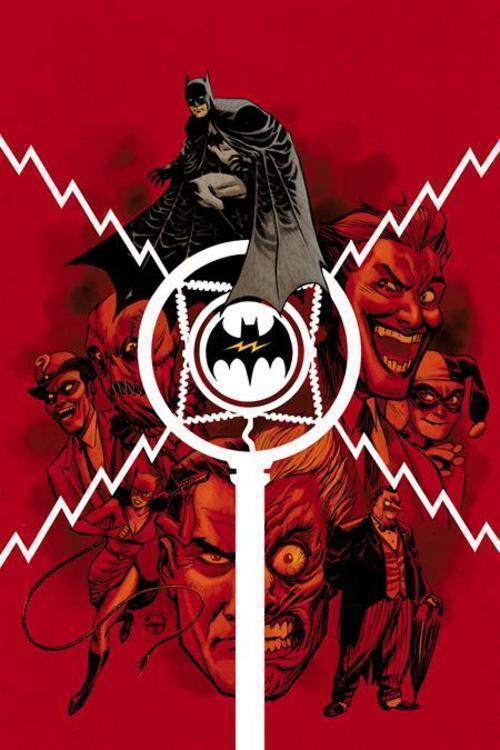 Dc comics batman the audio adventures special 1 one shot 20210728