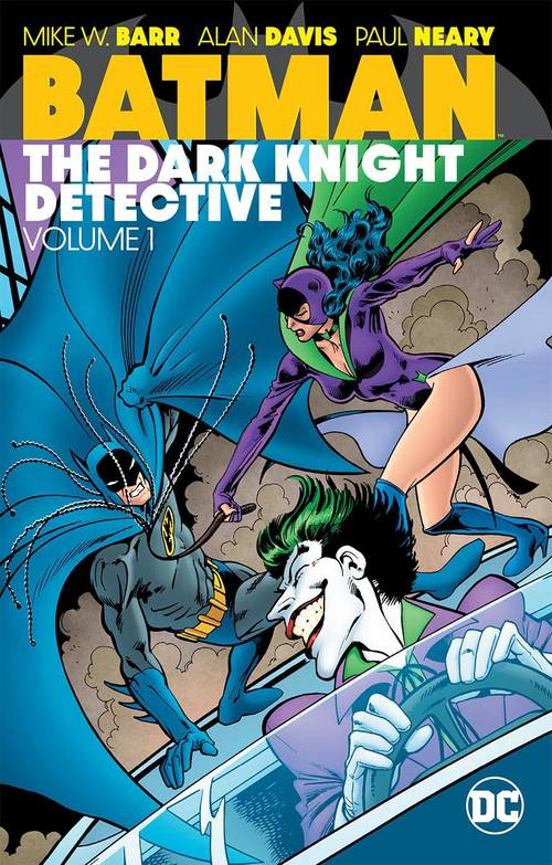 Dc comics batman the dark knight detective tpb vol 01 20171231