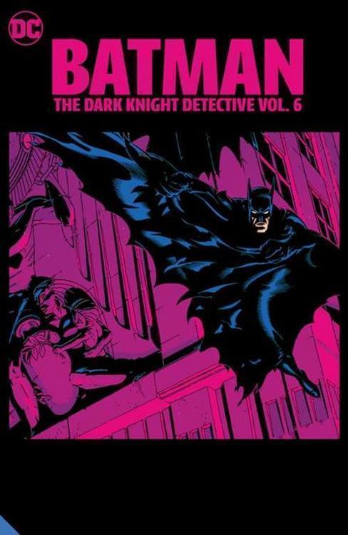 Dc comics batman the dark knight detective tpb volume 06 20210728