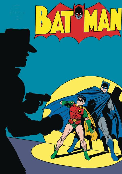 Batman The Golden Age TPB Vol 05