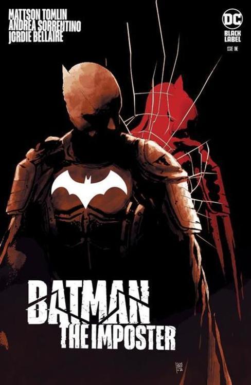 Dc comics batman the imposter 1 mature 20210728