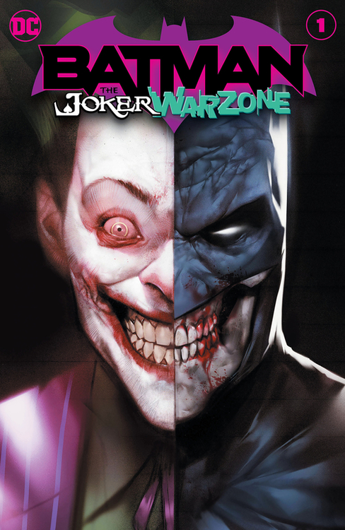 Dc comics batman the joker war zone 20200710