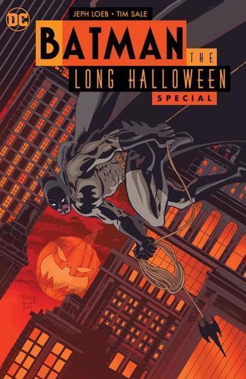 Dc comics batman the long halloween special 1 one shot 20210728
