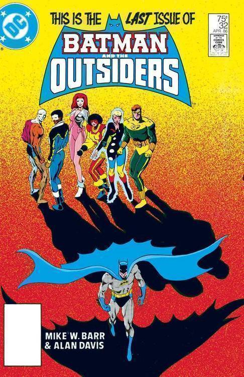 Dc comics batman the outsiders hc vol 03 20181231