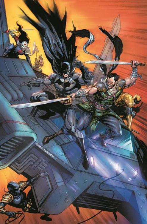 Dc comics batman the outsiders volume 03 the demons fire tpb 20201125