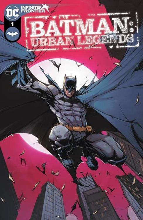 Dc comics batman urban legends 20210101
