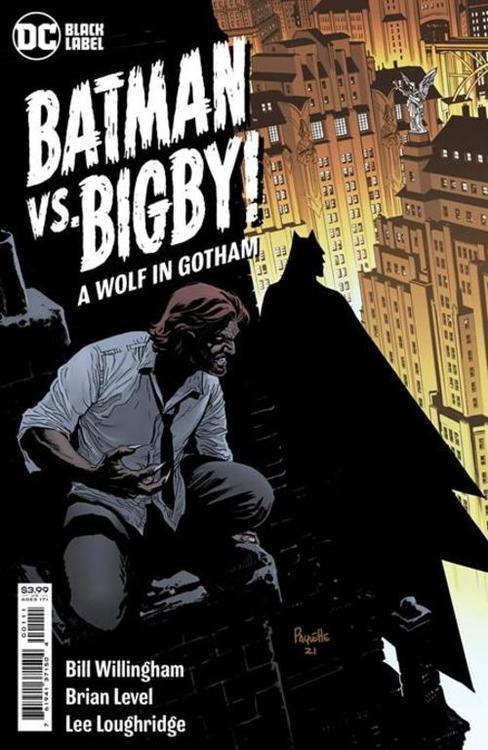 Dc comics batman vs bigby a wolf in gotham mature 20210630