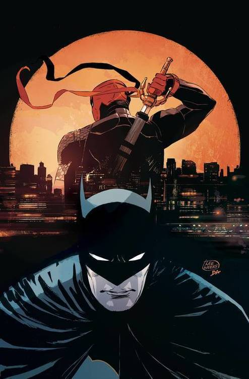 Dc comics batman vs deathstroke hardcover 20181130