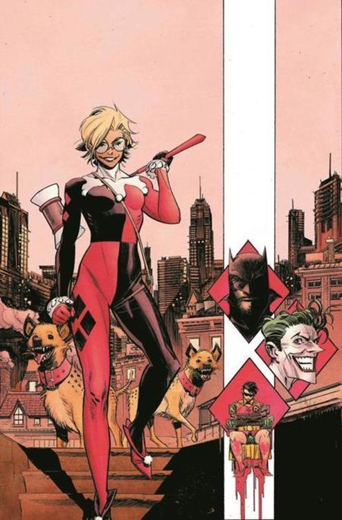 Dc comics batman white knight presents harley quinn hardcover mature 20210224