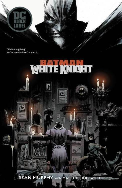 Dc comics batman white knight tpb 20180701