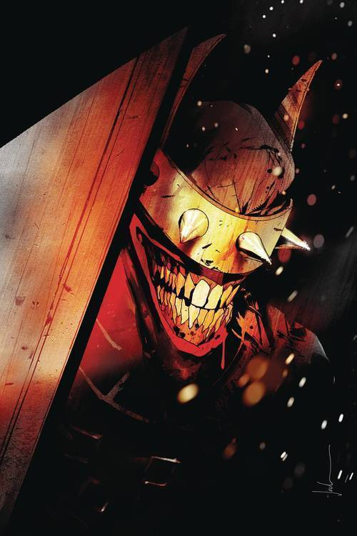 Dc comics batman who laughs 20180928