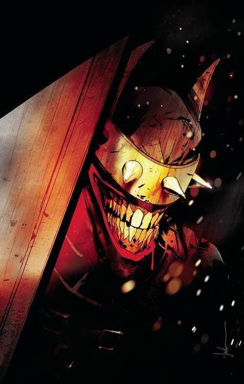 Dc comics batman who laughs hardcover 20190529