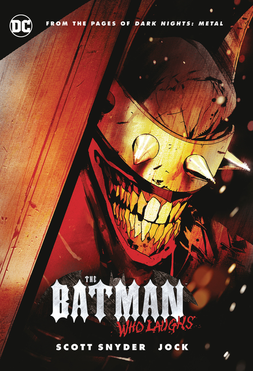 Dc comics batman who laughs tpb 20200627