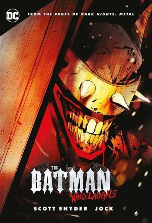 Dc comics batman who laughs tpb 20210101