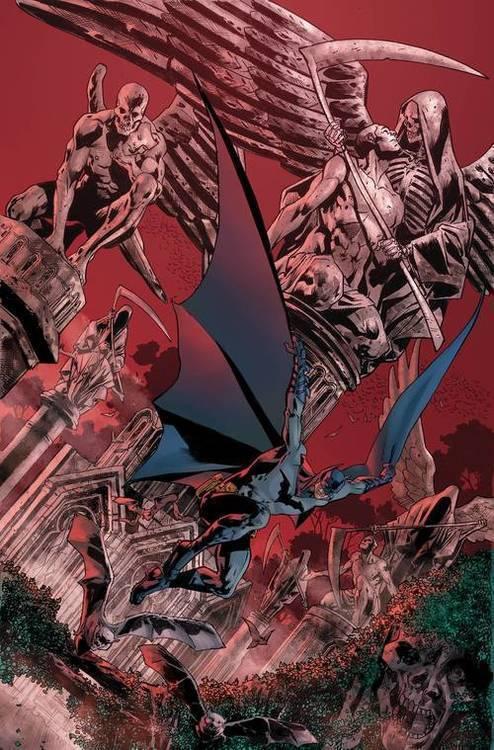 Dc comics batmans grave 20190730