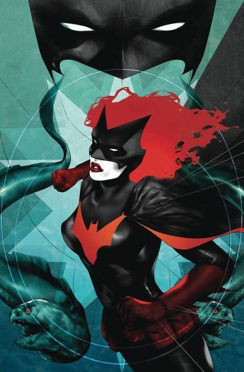 Dc comics batwoman haunted tides tpb 20190626