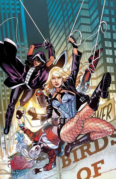Dc comics birds of prey 20190730