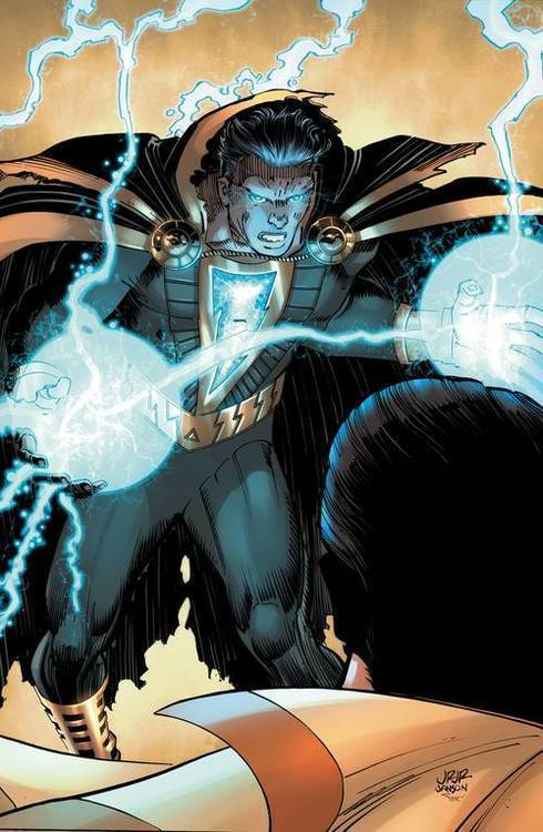 Black Adam Year Of The Villain