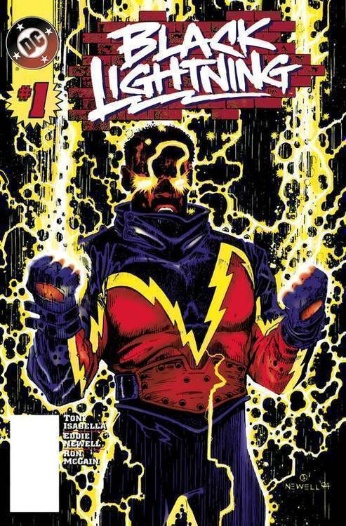 Dc comics black lightning brick city blues tpb 20181025
