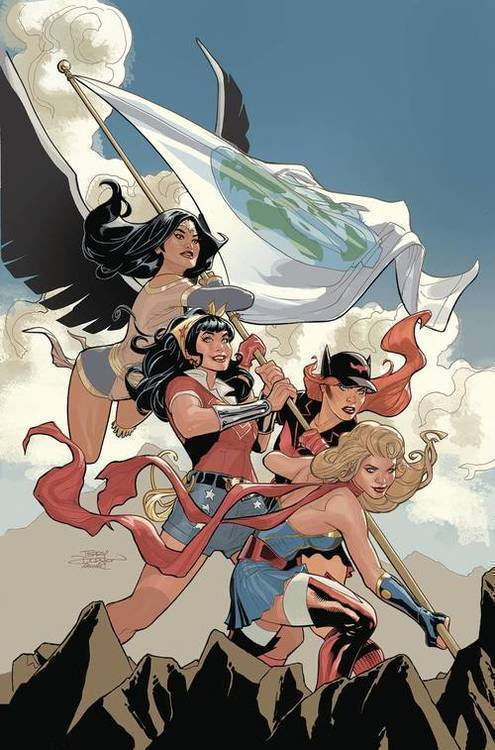 Dc comics bombshells united tpb volume 03 taps 20181025