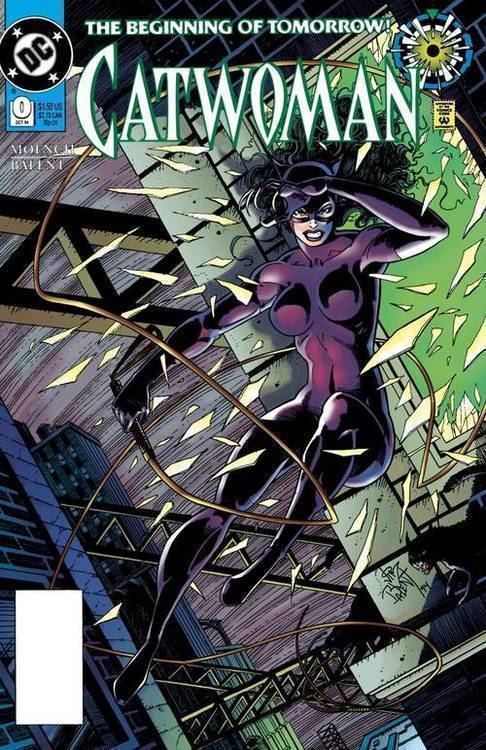 Dc comics catwoman by jim balent tpb book 02 20181130