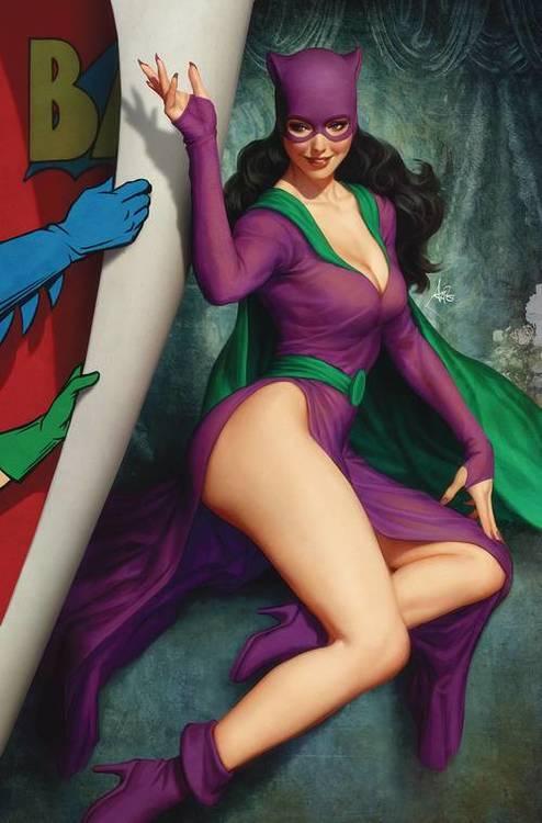 Dc comics catwoman cover b 20190424 docking bay 94