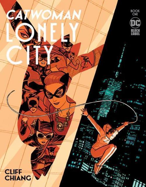 Dc comics catwoman lonely city mature 20210728