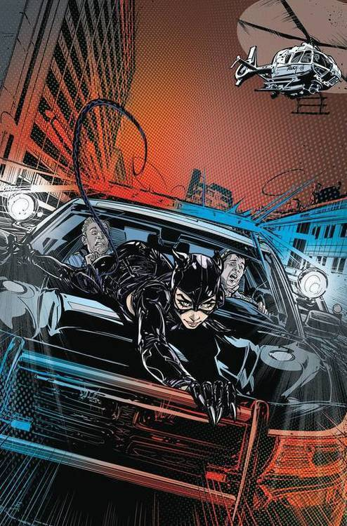 Catwoman TPB Volume 02 Far From Gotham