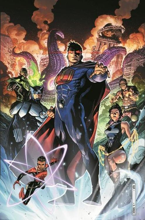 Dc comics crime syndicate 20210101