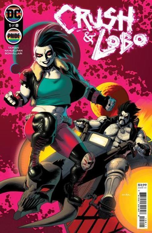 Dc comics crush lobo 20210325
