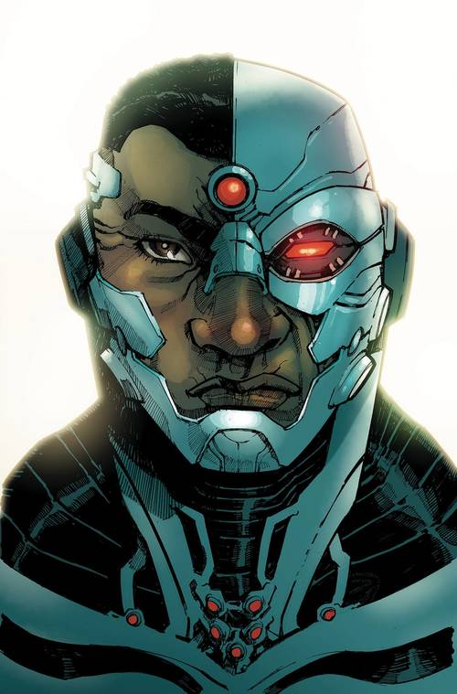 Dc comics cyborg tpb vol 03 singularity rebirth 20180203