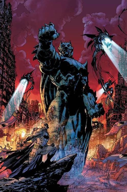 Dc comics dark days road to metal tpb 20180928