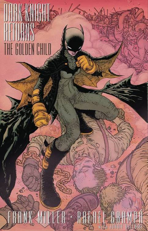 Dc comics dark knight returns the golden child 20190926