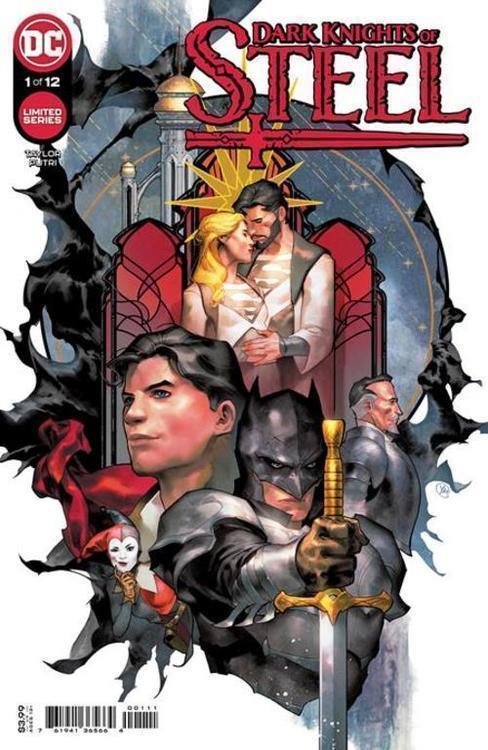 Dc comics dark knights of steel mature 20210829