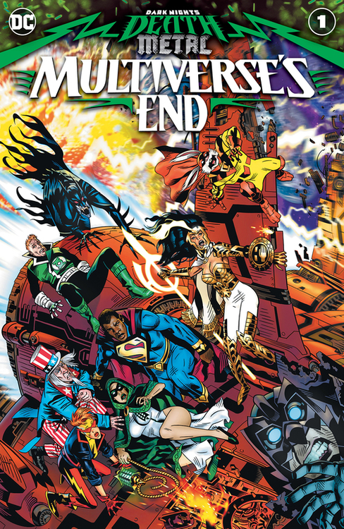 Dc comics dark nights death metal multiverses end 1 20200627